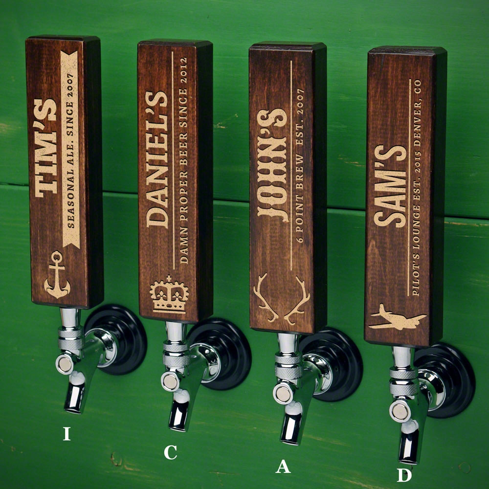 beer tap faucet handle beer tap faucet handle well crafted custom beer tap handle dark walnut 1000 x 1000