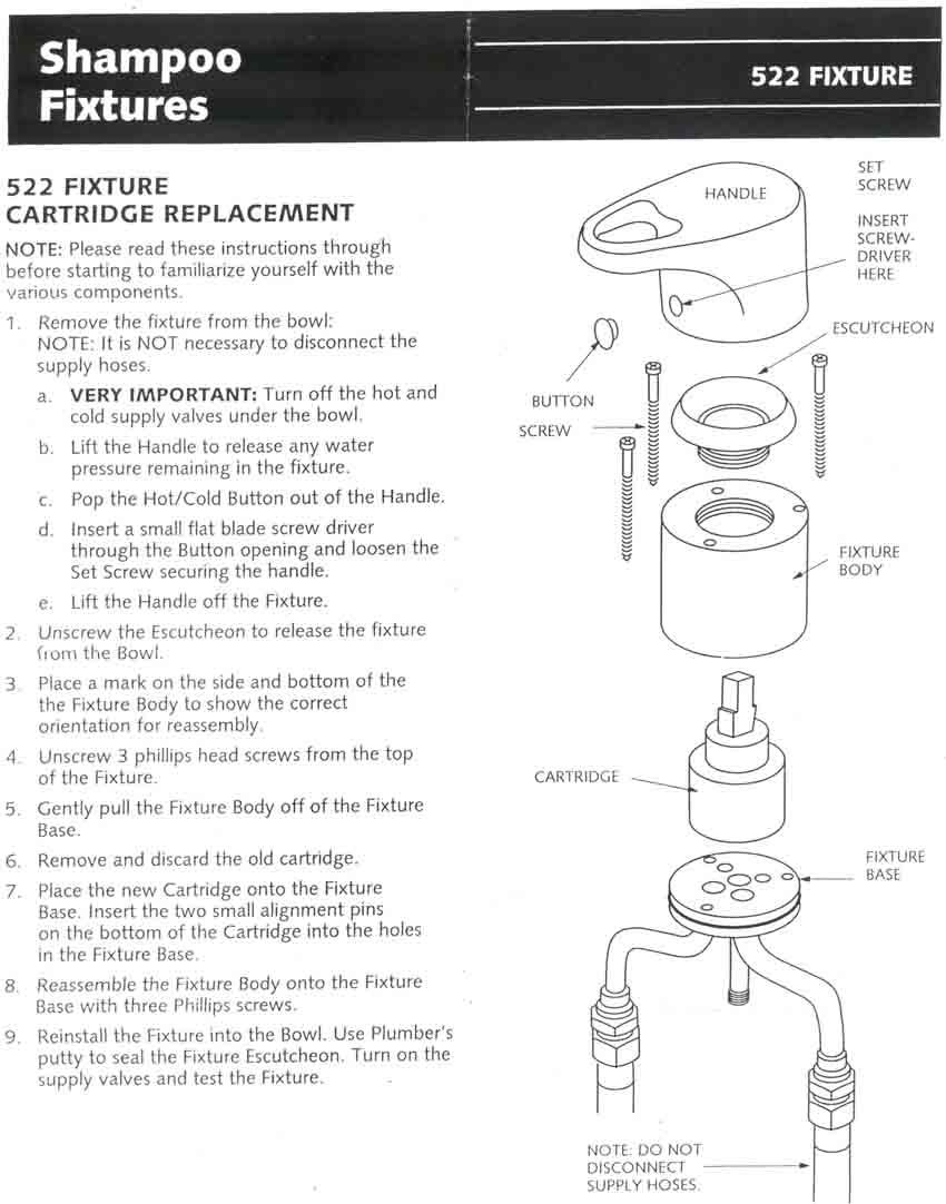 Ideas, belvedere shampoo sink faucets belvedere shampoo sink faucets fixtures parts accessories to shampoo bowls 850 x 1082  .