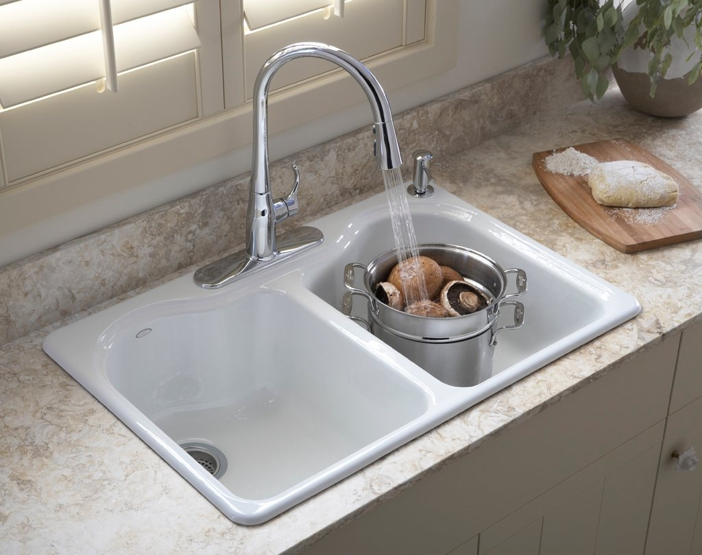 Ideas, best kitchen faucet for undermount sink best kitchen faucet for undermount sink kitchen exciting kitchen sinks and faucets for your home decor 1024 x 810  .