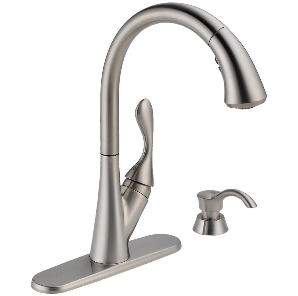 Ideas, best pull down kitchen faucet 2013 best pull down kitchen faucet 2013 kitchen design pull out kitchen faucet with deckplate in oil 1024 x 1017  .