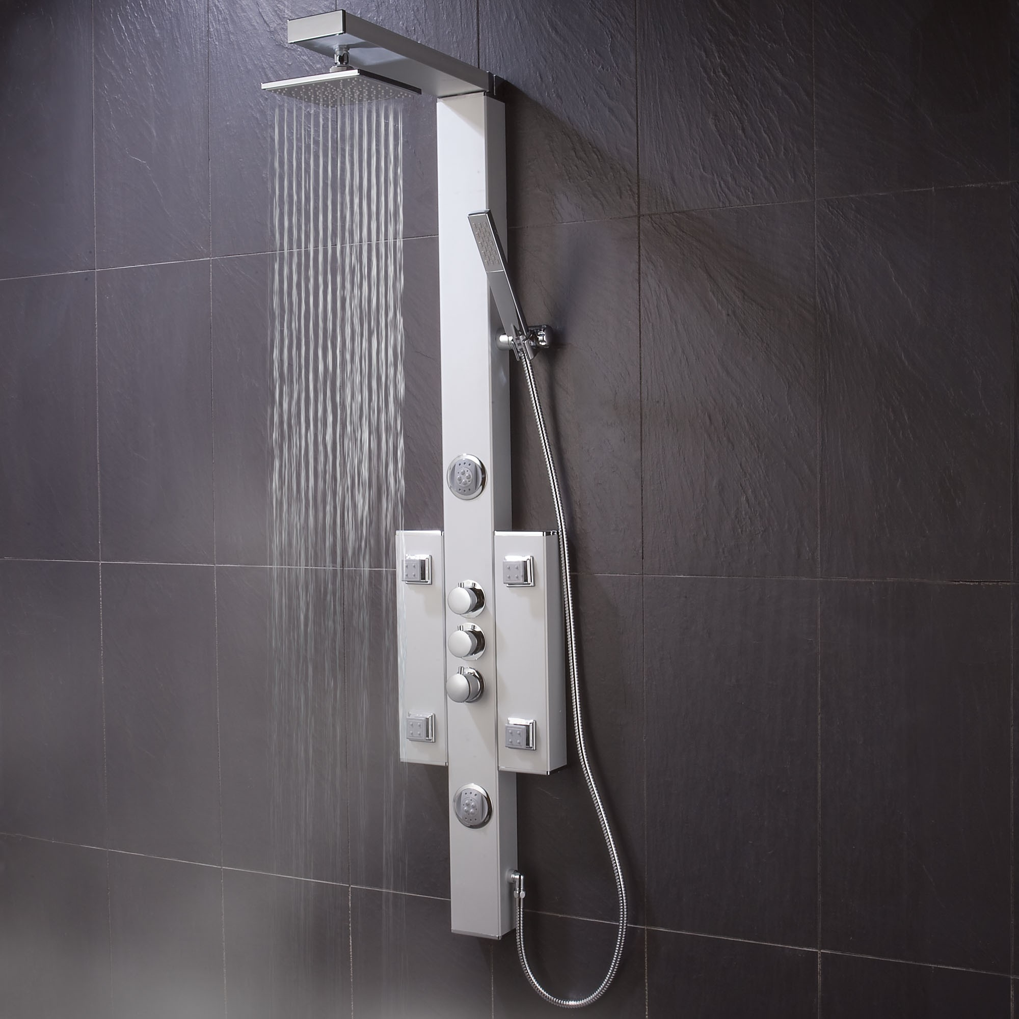 Ideas, best shower faucet systems best shower faucet systems bathroom delta in2ition showerhead combo in2ition 2000 x 2001  .