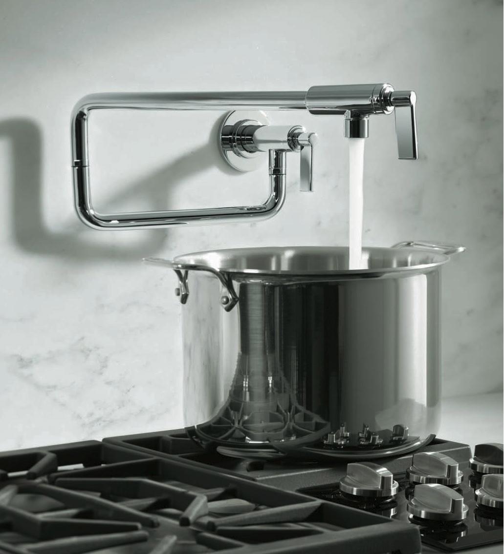 Ideas, best wall mount pot filler commercial kitchen faucets regarding sizing 1031 x 1135  .
