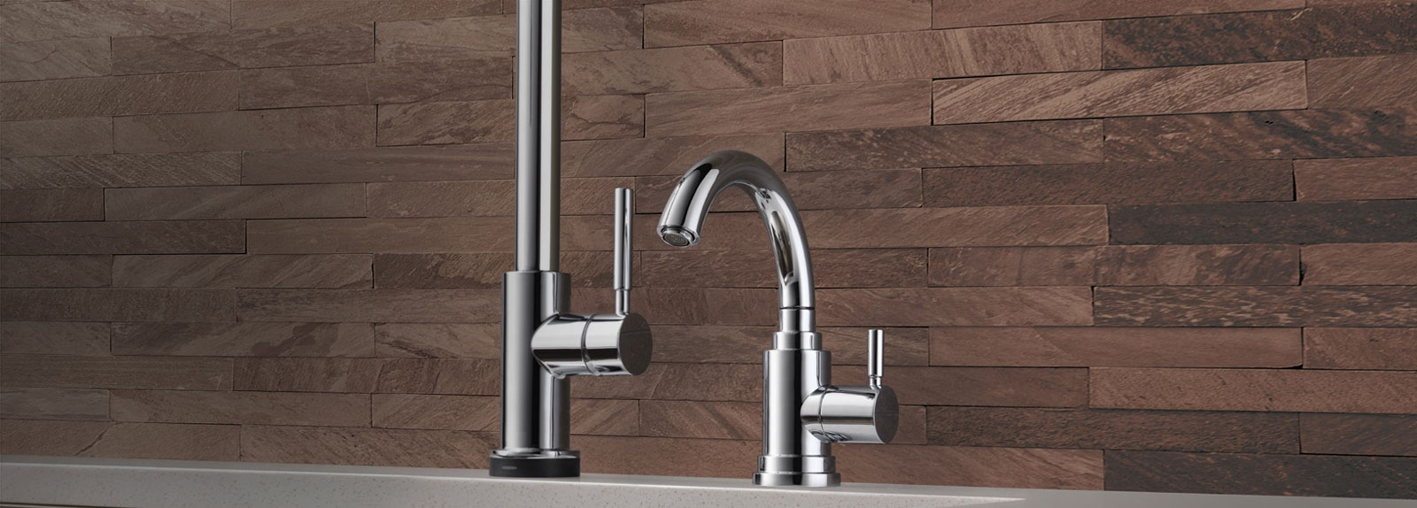 Ideas, beverage faucets kitchen brizo throughout sizing 1600 x 574  .