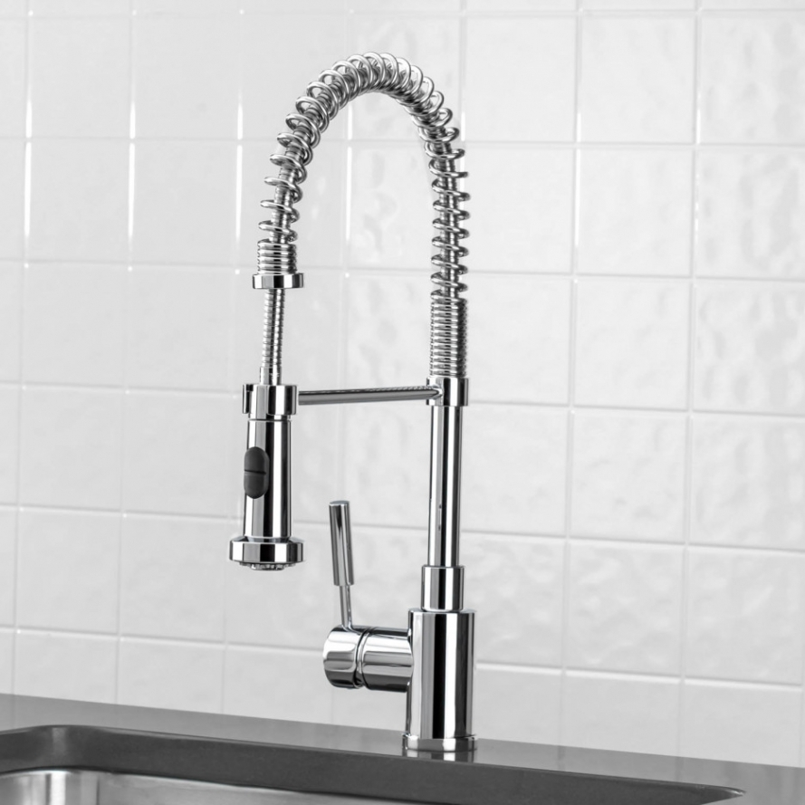 blanco meridian semi professional kitchen faucet blanco meridian semi pro kitchen faucet 8044