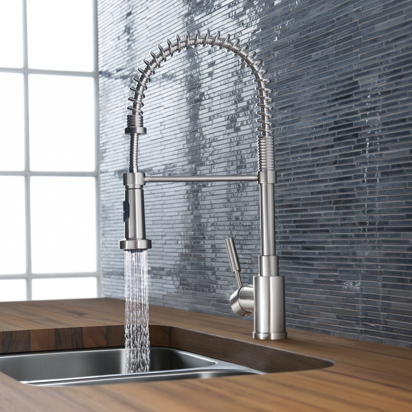 blanco meridian semi professional kitchen faucet blanco meridian semi pro kitchen faucet 6767