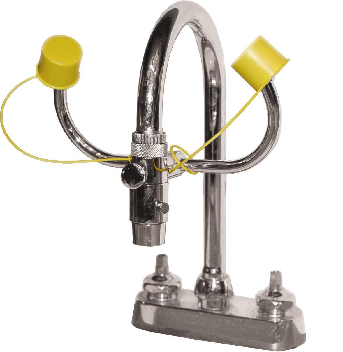 bradley faucet mount eyewash bradley faucet mount eyewash faucet mounted eyewash bradley corporation 1177 x 1211