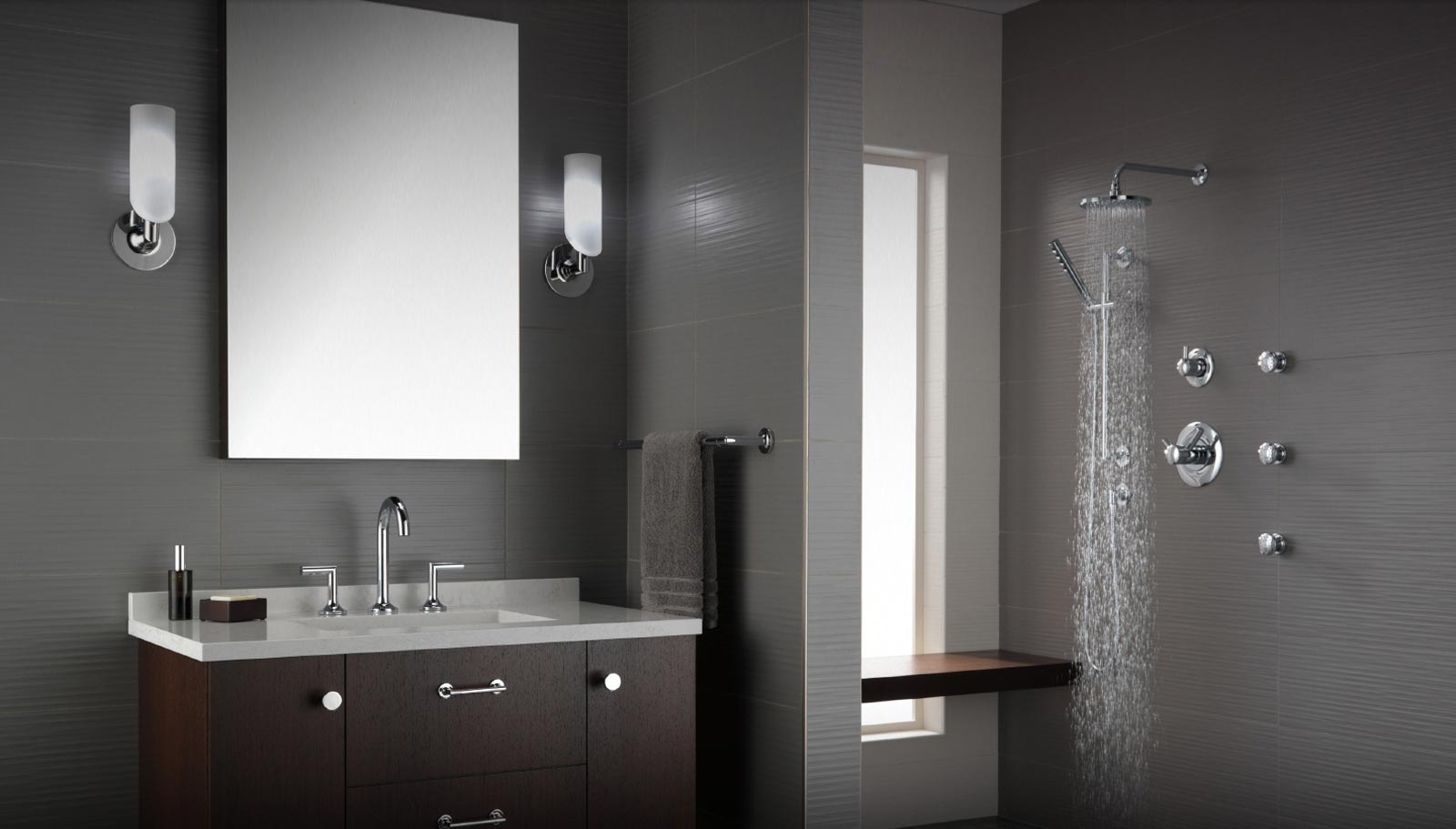 Ideas, brizo virage wall mount faucet brizo virage wall mount faucet odin bath brizo 1600 x 911  .