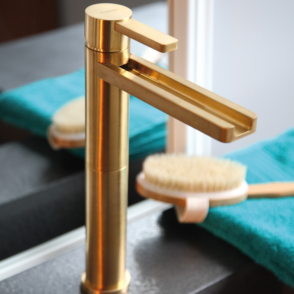 Ideas, brushed gold bath faucets brushed gold bath faucets brushed gold luxury bathroom faucet 1000 x 1000 1  .