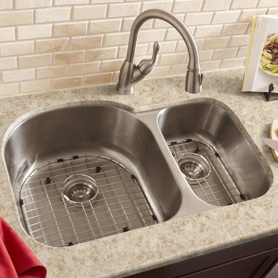 Ideas, brushed nickel kitchen sinks for size 936 x 936  .