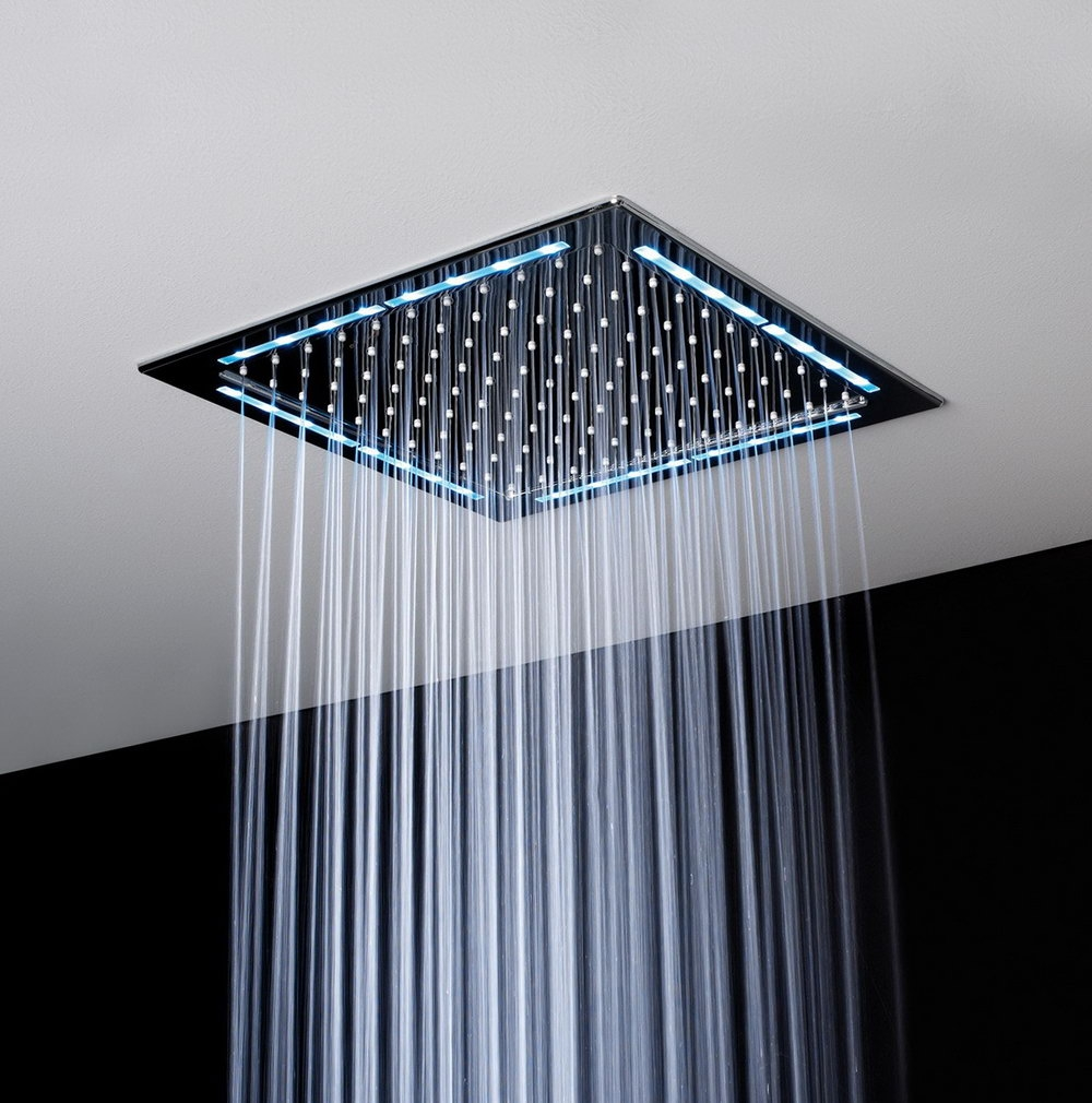 Ideas, ceiling mounted rain shower faucets ceiling mounted rain shower faucets bathroom rain shower head ceiling mount reviews flush mounted with 1000 x 1010  .