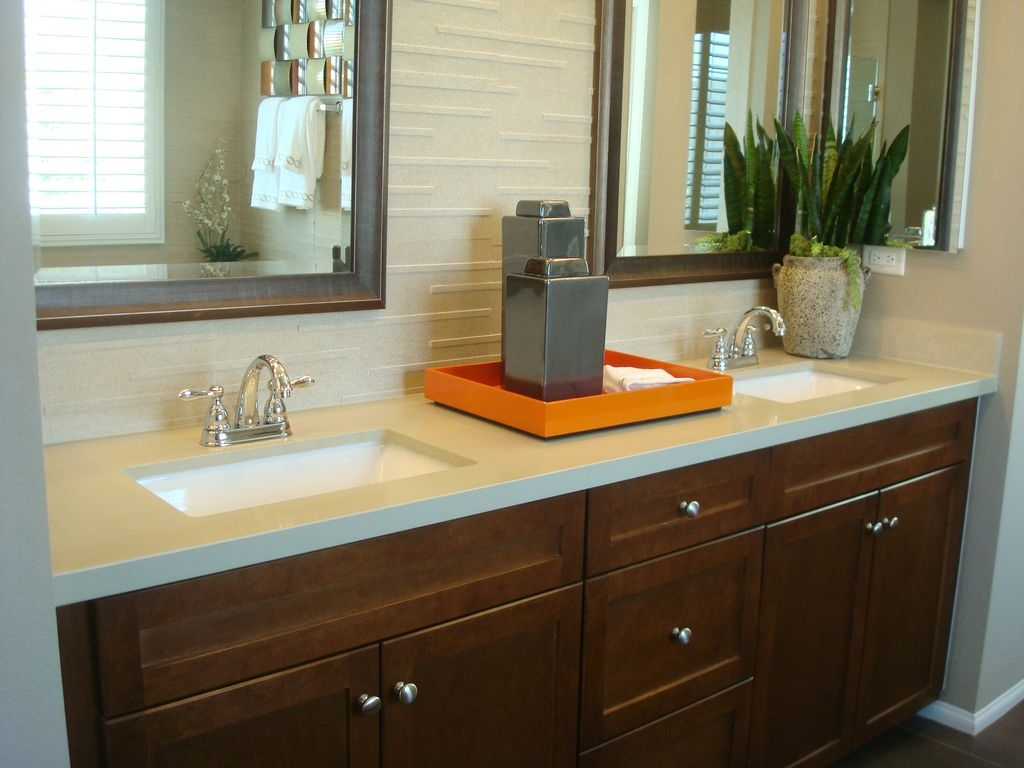 contemporary master bathroom with undermount sink limestone within dimensions 1024 x 768