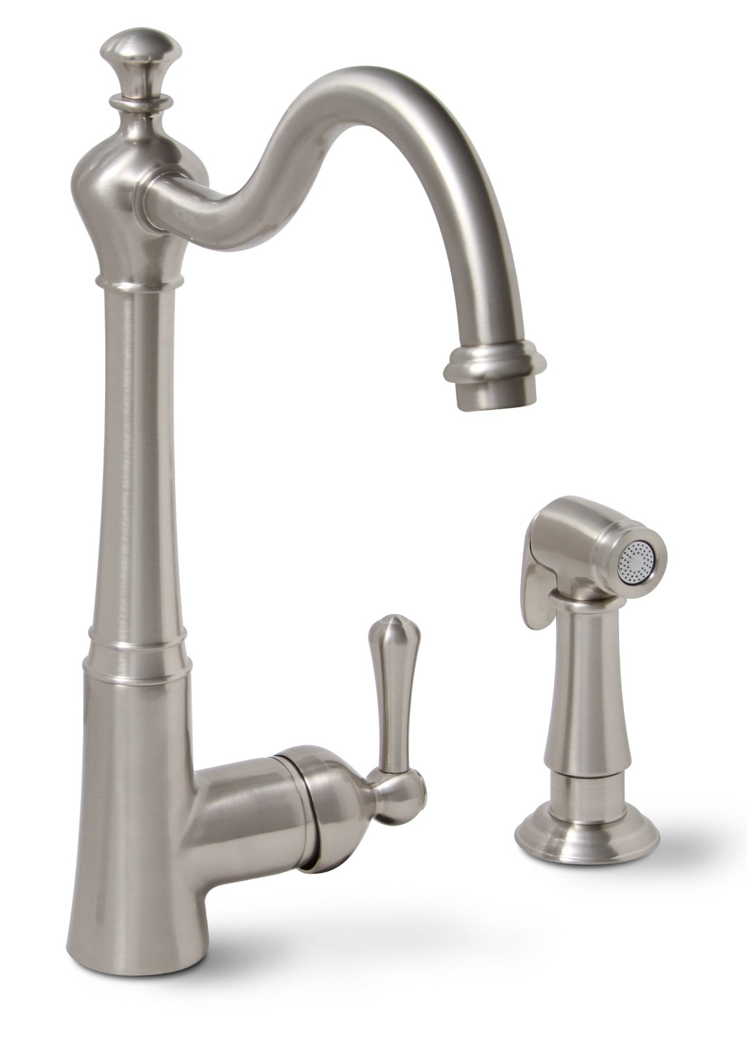 corrego high rise kitchen faucet brushed finish corrego high rise kitchen faucet brushed finish kitchen faucets kitchen faucets grohe minta kitchen faucet 1080 x 1500