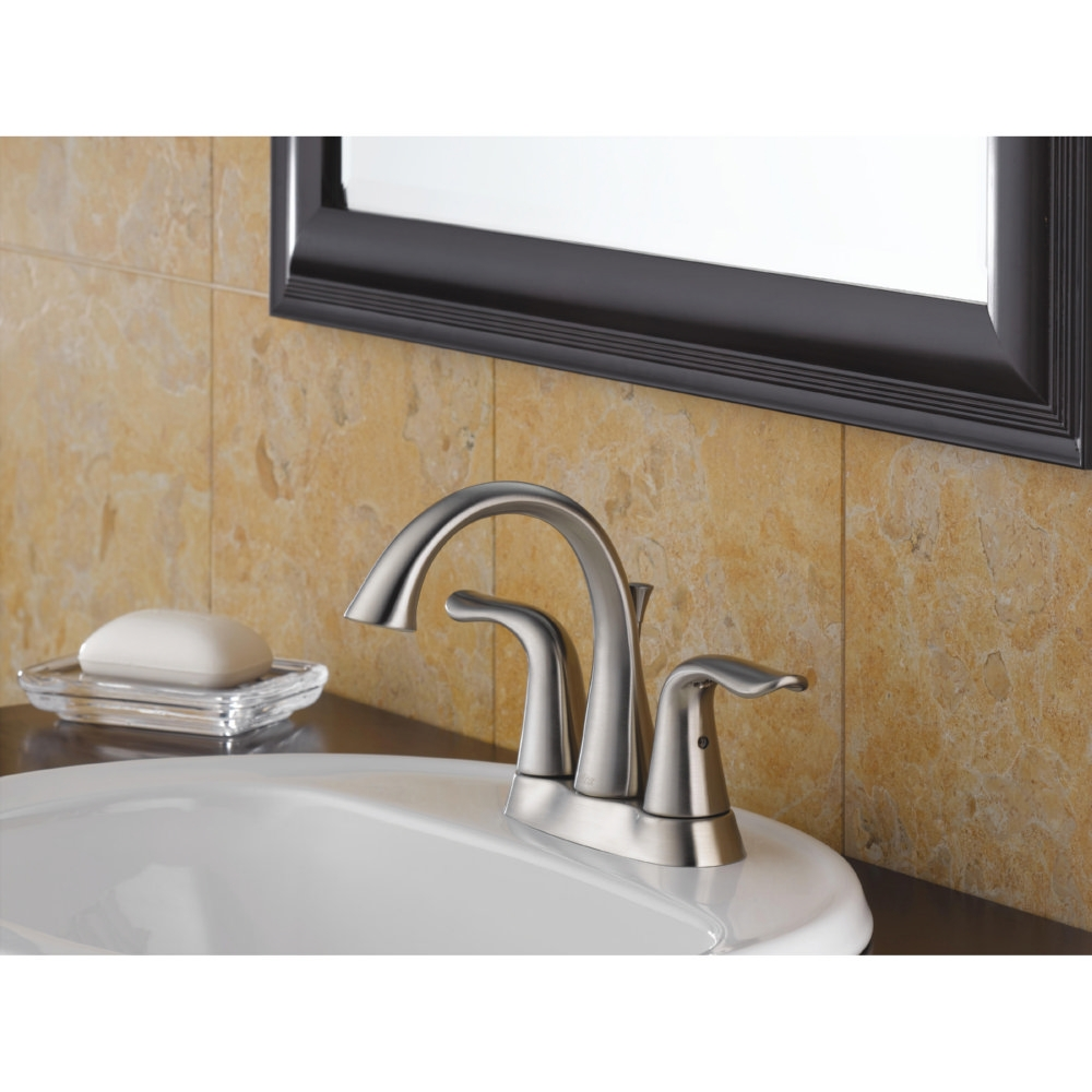 Ideas, delta faucet 2538 ssmpu dst lahara brilliance stainless two handle with sizing 1000 x 1000  .