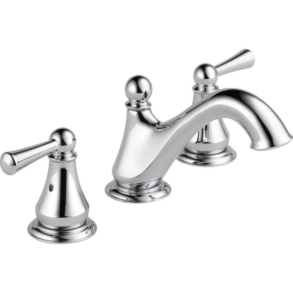 Ideas, delta faucet 35999lf haywood polished chrome two handle widespread within proportions 1000 x 1000  .