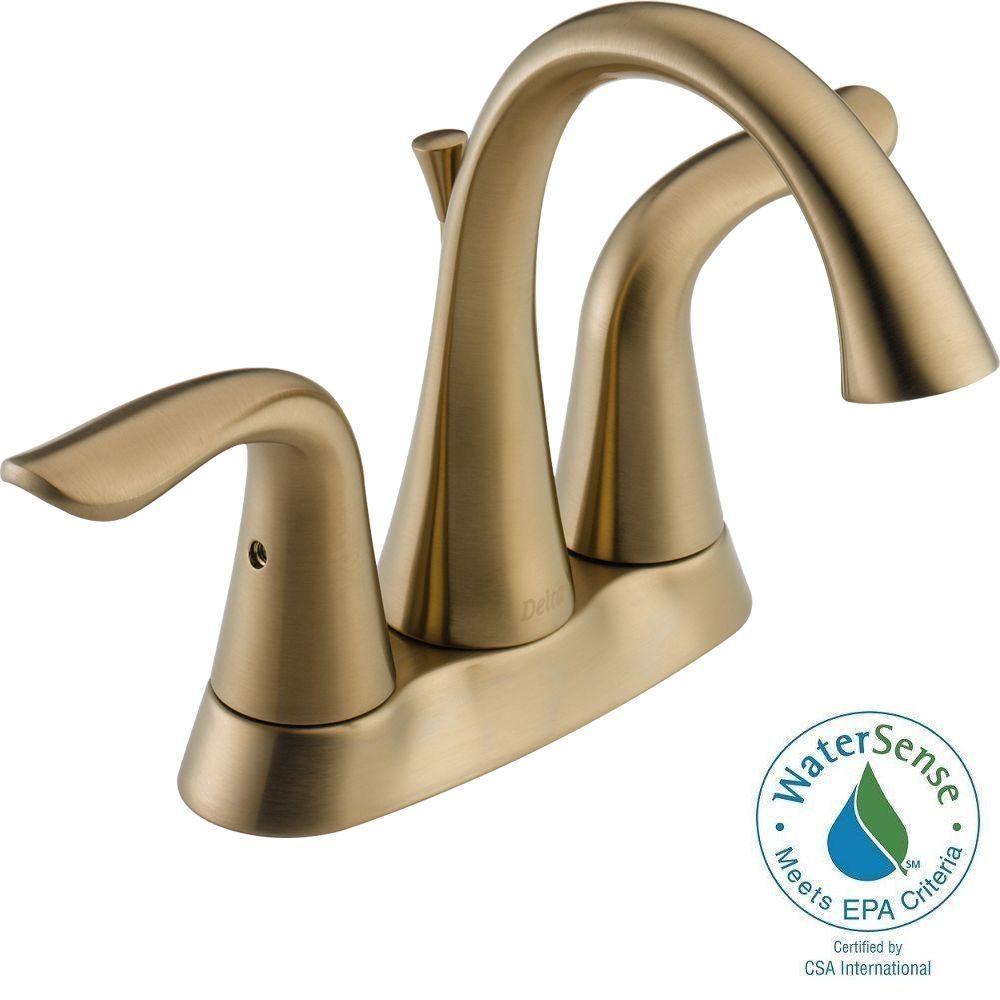 Ideas, delta lahara 4 in centerset 2 handle bathroom faucet with metal regarding size 1000 x 1000  .
