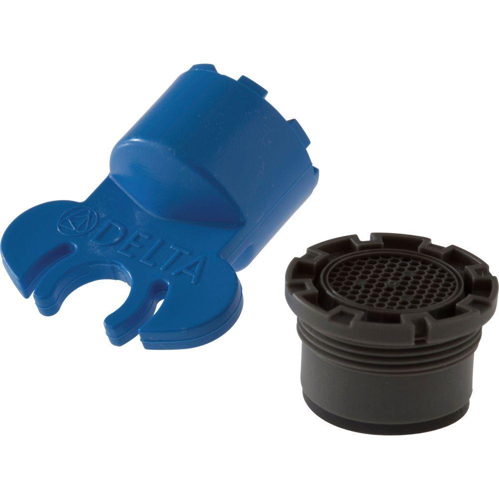 Ideas, delta lahara faucet aerator delta lahara faucet aerator delta lahara 15 gpm bathroom sink faucet aerator in chrome 1000 x 1000  .