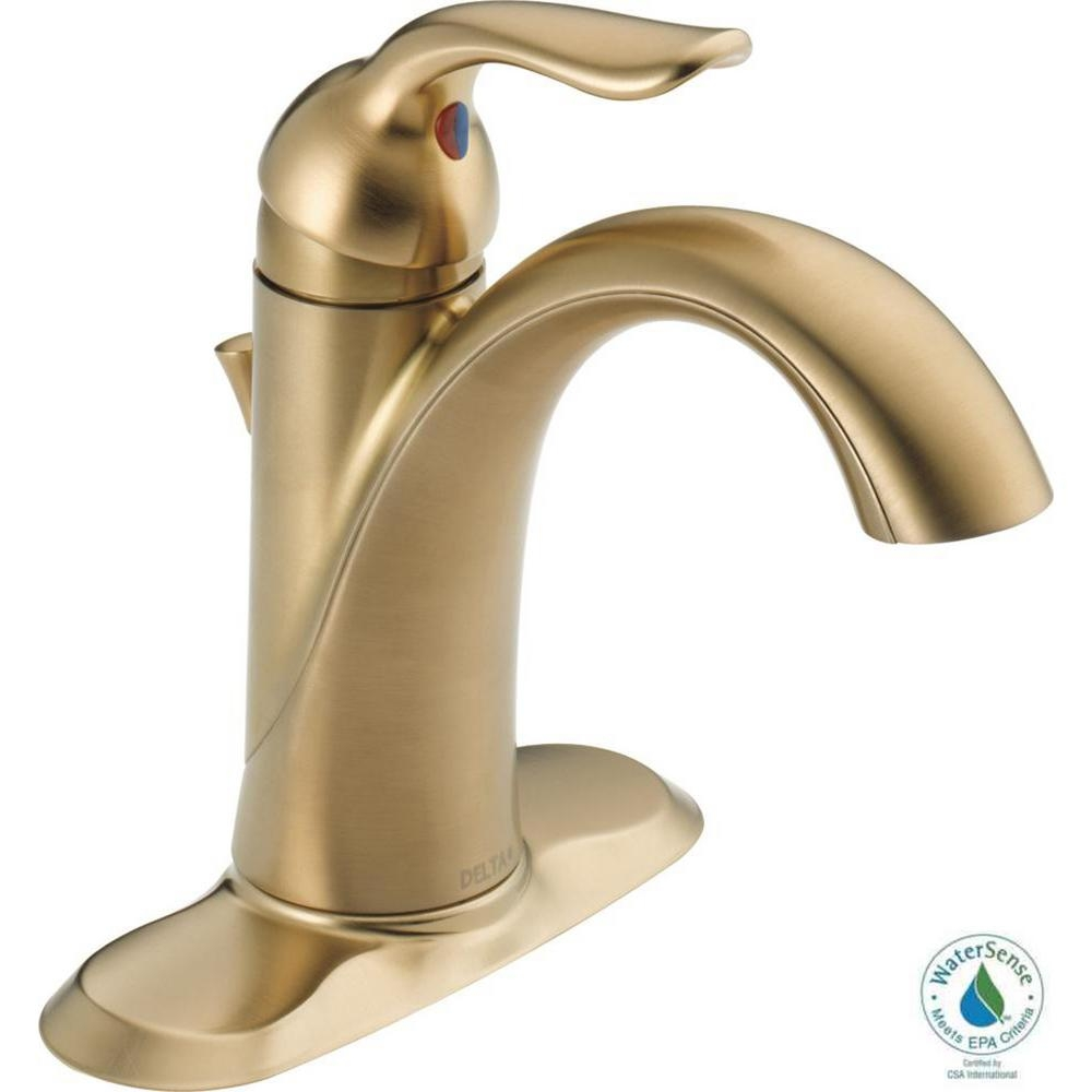 Ideas, delta lahara single hole single handle bathroom faucet with metal inside sizing 1000 x 1000  .