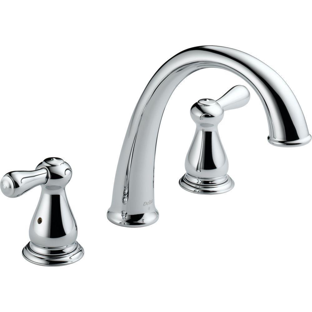 Ideas, delta leland garden tub faucet delta leland garden tub faucet delta leland 2 handle deck mount roman tub faucet trim kit only in 1000 x 1000 1  .
