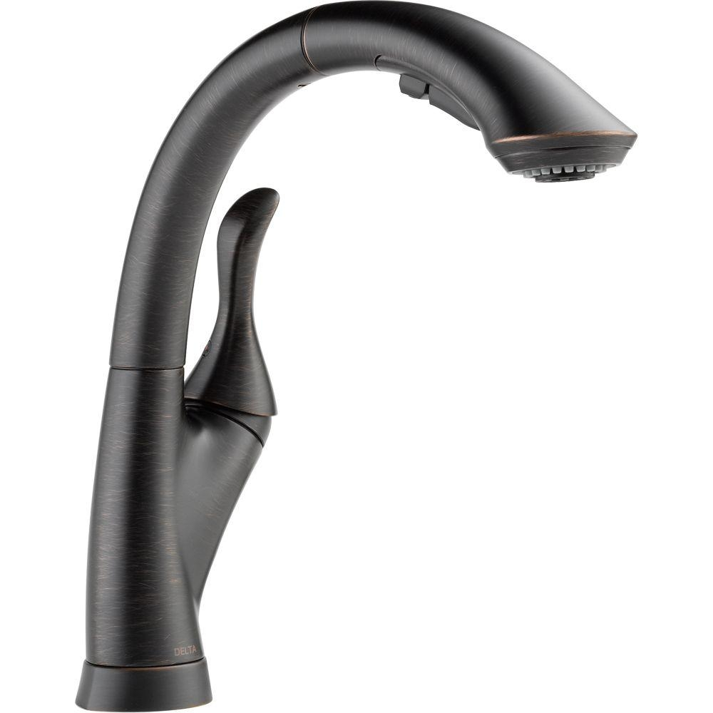 Ideas, delta leland single handle pull down sprayer kitchen faucet with intended for dimensions 1000 x 1000  .