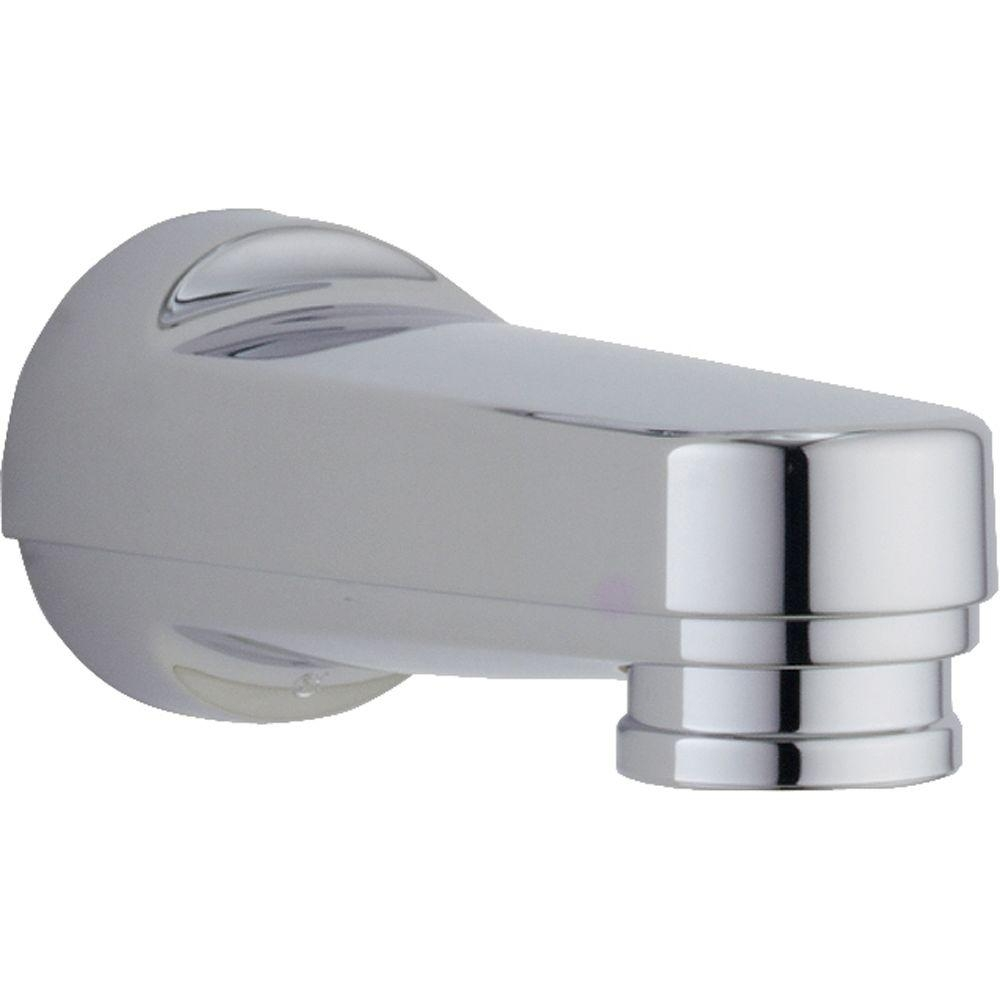 Ideas, delta lockwood tub and shower faucet delta lockwood tub and shower faucet delta innovations pull down diverter tub spout in chrome rp17453 1000 x 1000  .