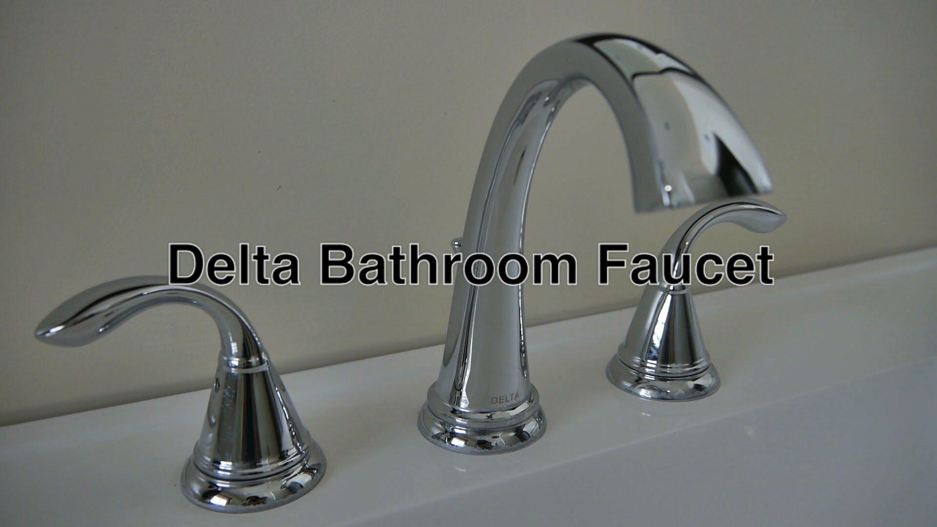 Ideas, delta lockwood widespread faucet delta lockwood widespread faucet delta bathroom faucets 3 hole widespread no leaky water warranty 1920 x 1080  .