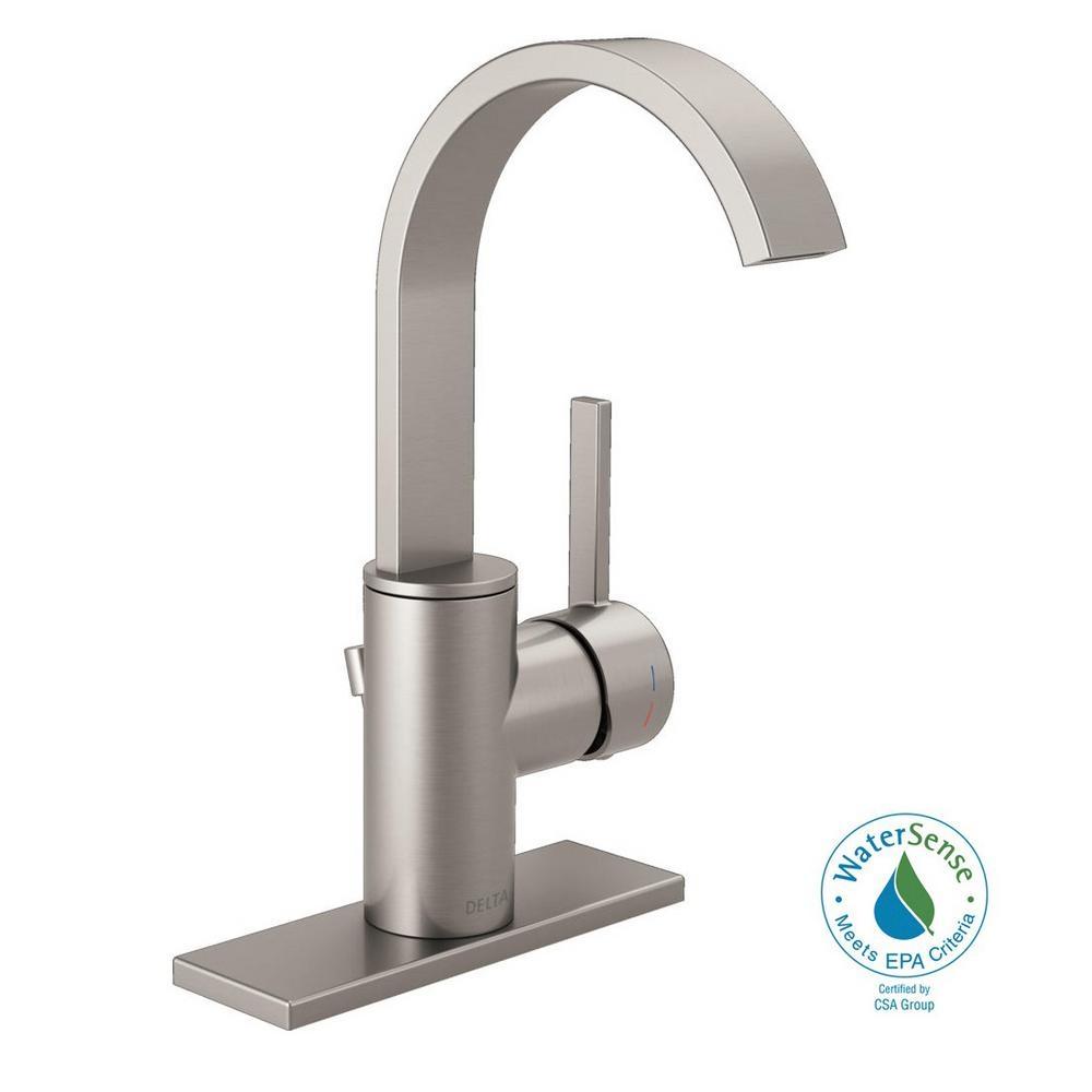 delta mandolin 4 in centerset single handle bathroom faucet in inside measurements 1000 x 1000