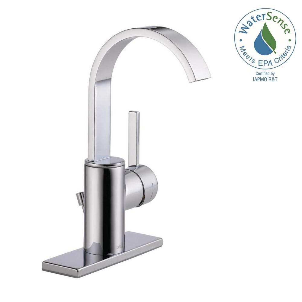 Ideas, delta mandolin 4 in centerset single handle bathroom faucet in within sizing 1000 x 1000  .