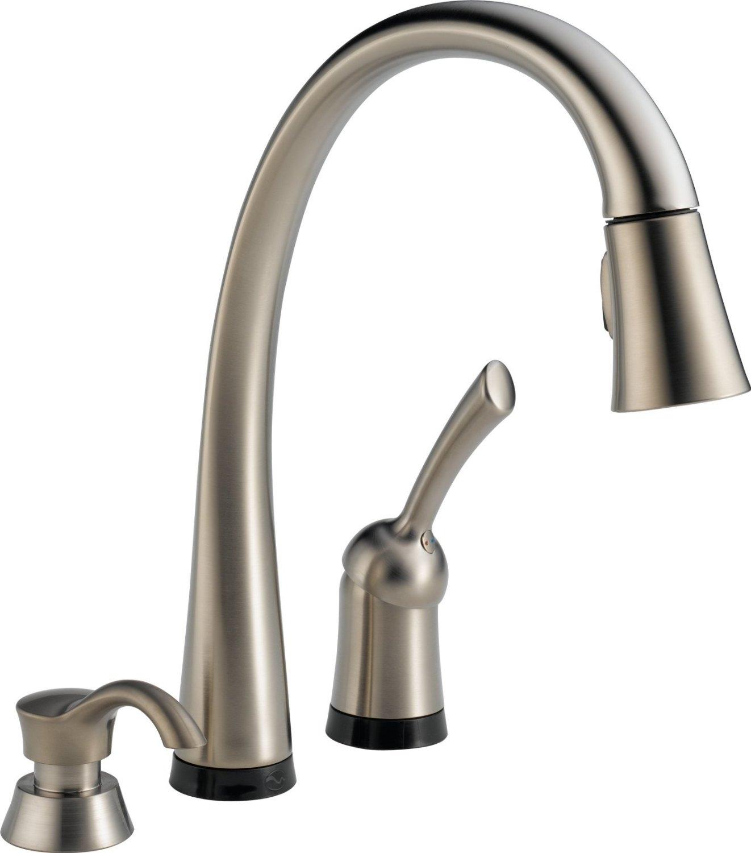 Delta No Touch Kitchen Faucet