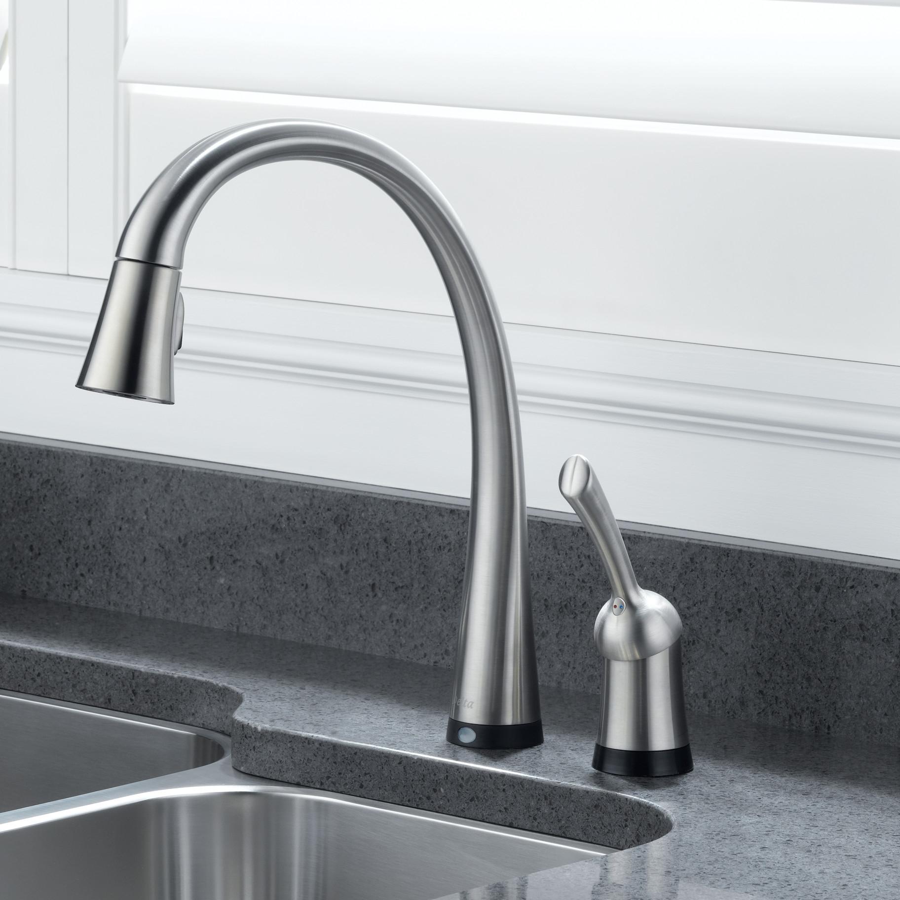 Ideas, delta no touch kitchen faucet troubleshooting delta no touch kitchen faucet troubleshooting faucet delta no touch kitchen faucet 1824 x 1824  .