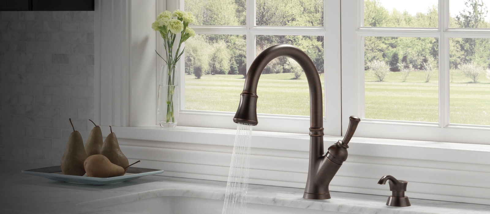 Ideas, delta savile stainless kitchen faucet delta savile stainless kitchen faucet savile kitchen collection 1600 x 700  .