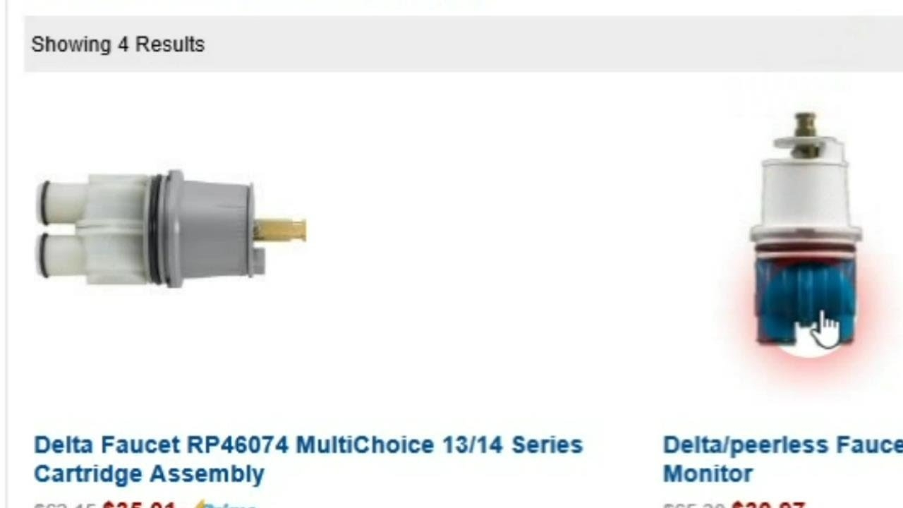 Ideas, delta shower valve cartridges 13 14 series which one do i use pertaining to dimensions 1280 x 720  .