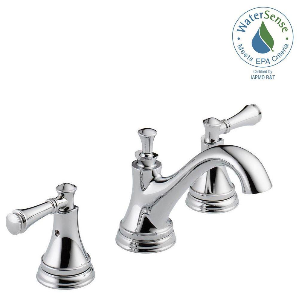 Ideas, delta silverton 8 in widespread 2 handle bathroom faucet in for measurements 1000 x 1000  .