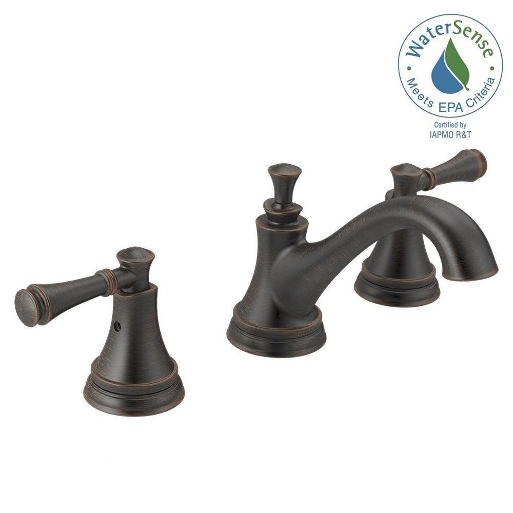 delta silverton 8 in widespread 2 handle bathroom faucet in inside size 1000 x 1000