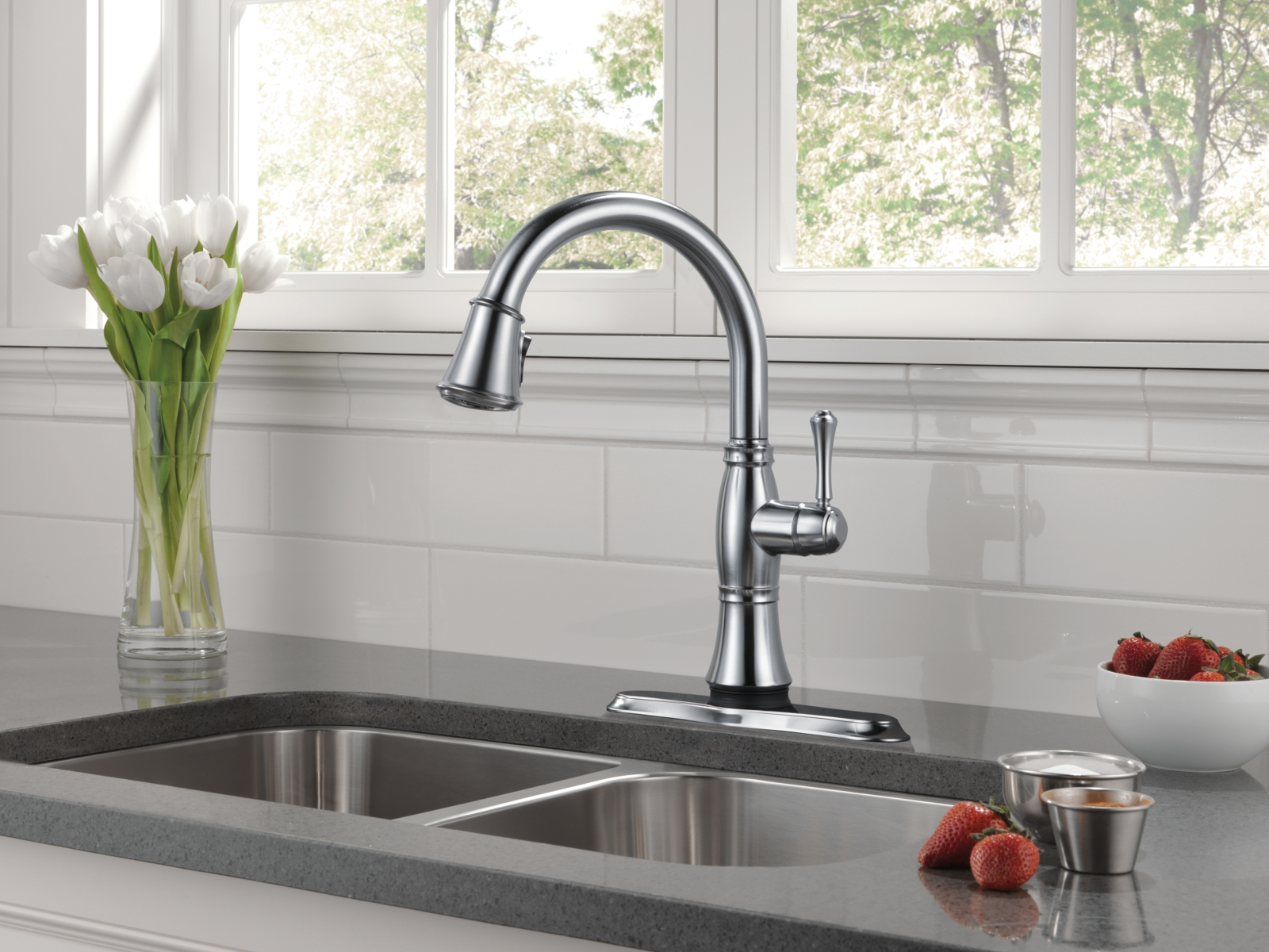 Ideas, delta trinsic kitchen faucet bathroom delta trinsic bathroom within measurements 1600 x 1200  .