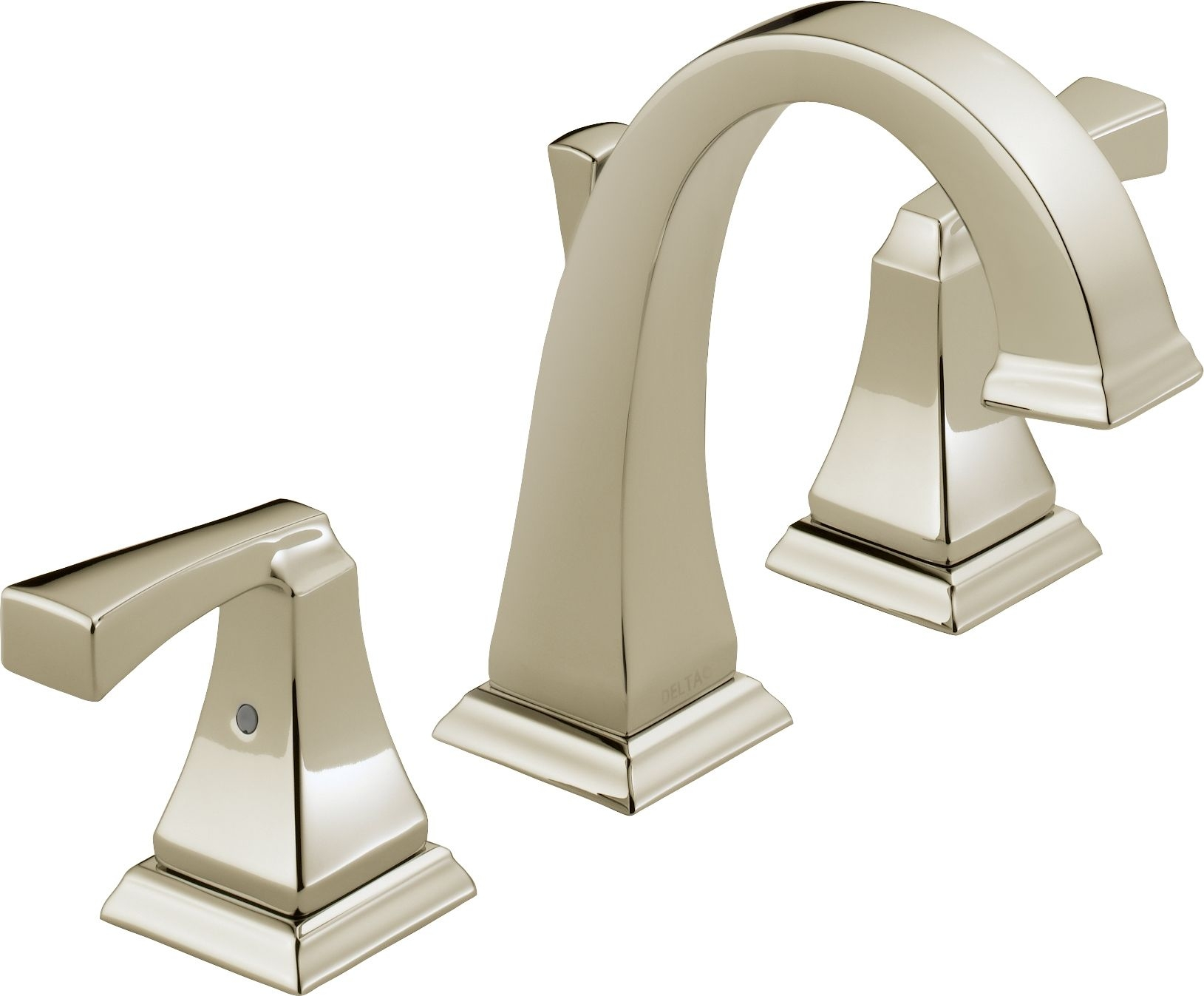 Ideas, delta windemere widespread bathroom faucet with double lever handles delta windemere widespread bathroom faucet with double lever handles bathroom sink faucets at faucetdirect 1629 x 1347  .