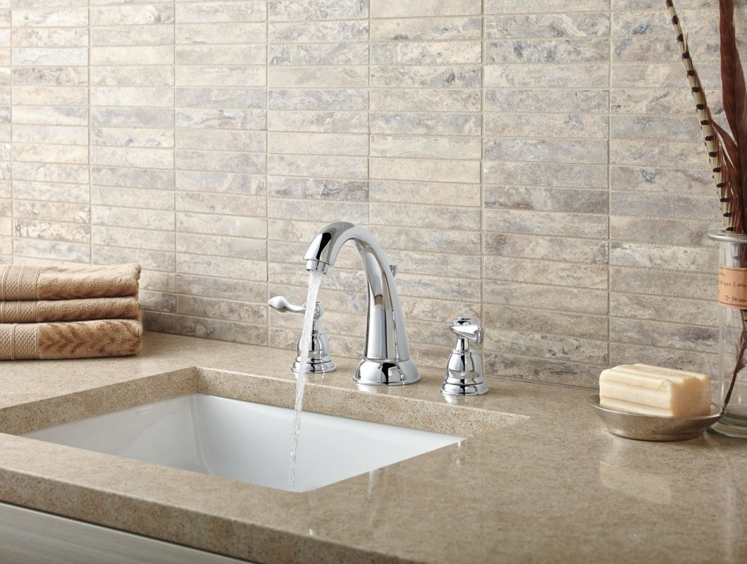 Ideas, delta windemere widespread bathroom faucet with double lever handles delta windemere widespread bathroom faucet with double lever handles faucet b3596lf ss in brilliance stainless delta 1060 x 800  .