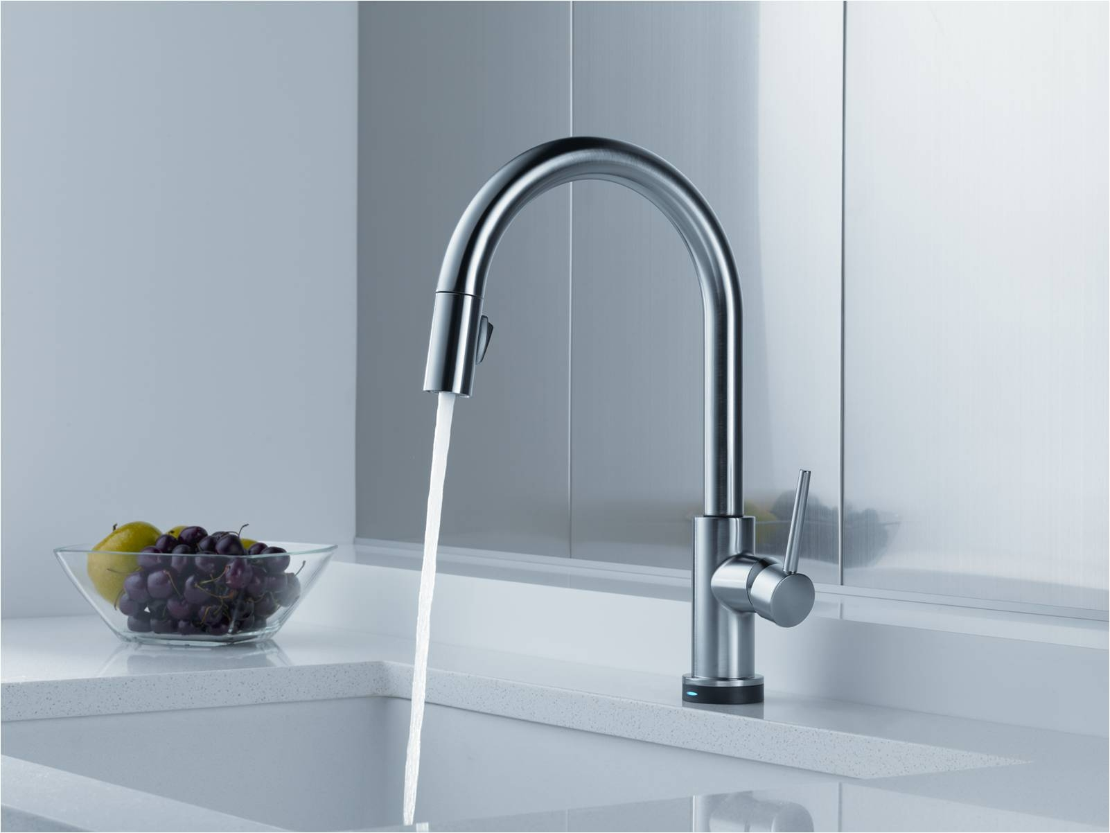 dining kitchen touchless kitchen faucet kitchen sink faucets inside size 1602 x 1202