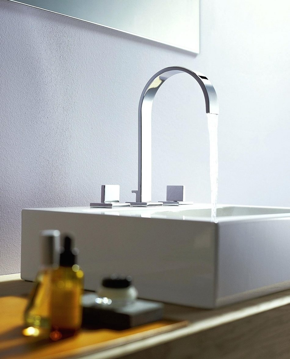 Ideas, dornbracht wall mounted faucet lulu mount bookpeddler pertaining to measurements 950 x 1174  .