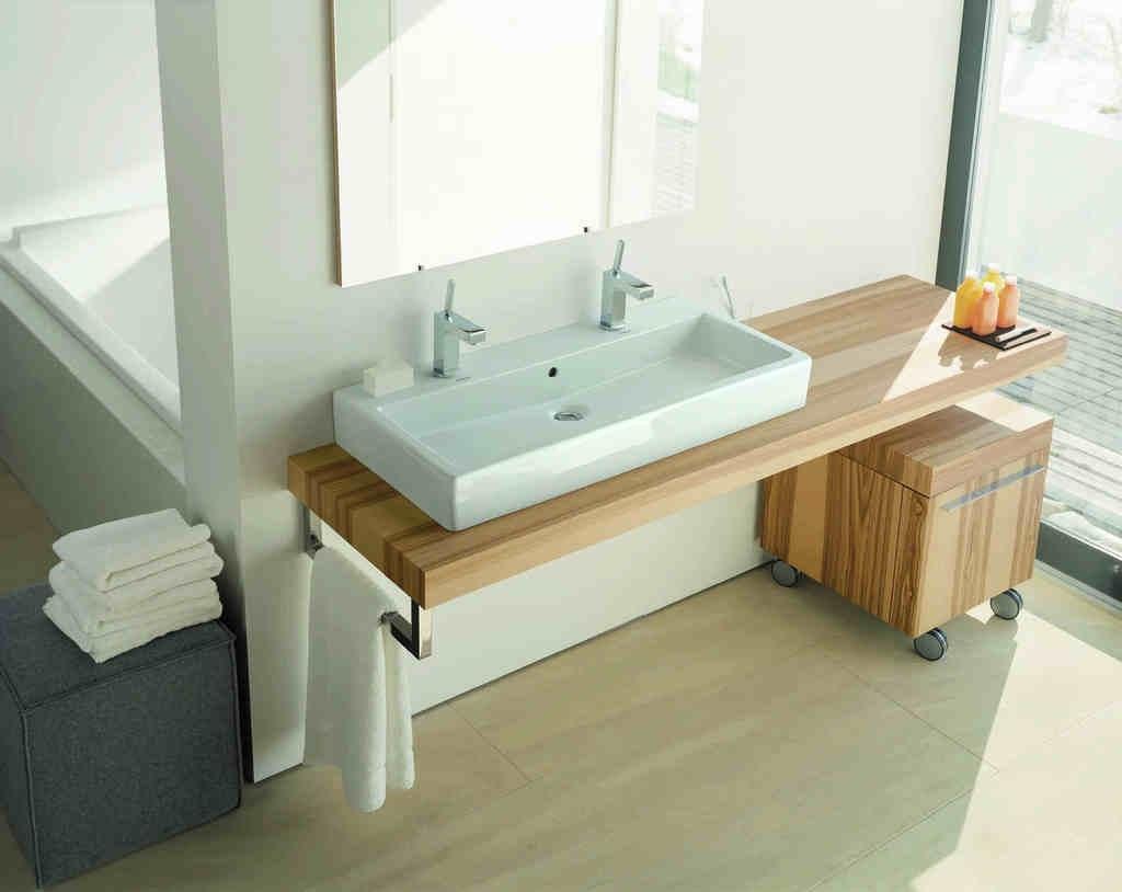 duravit vero double faucet sink duravit vero double faucet sink duravit vero large rectangular console washbasin set w two 1024 x 814 jpeg