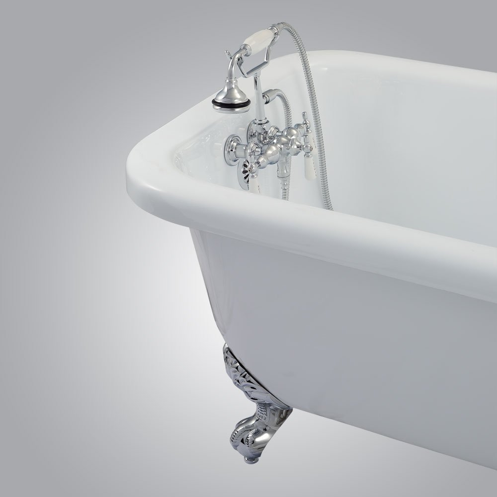 Ideas, everything you need to know about clawfoot bathtubs ultimate guide for dimensions 1000 x 1000  .