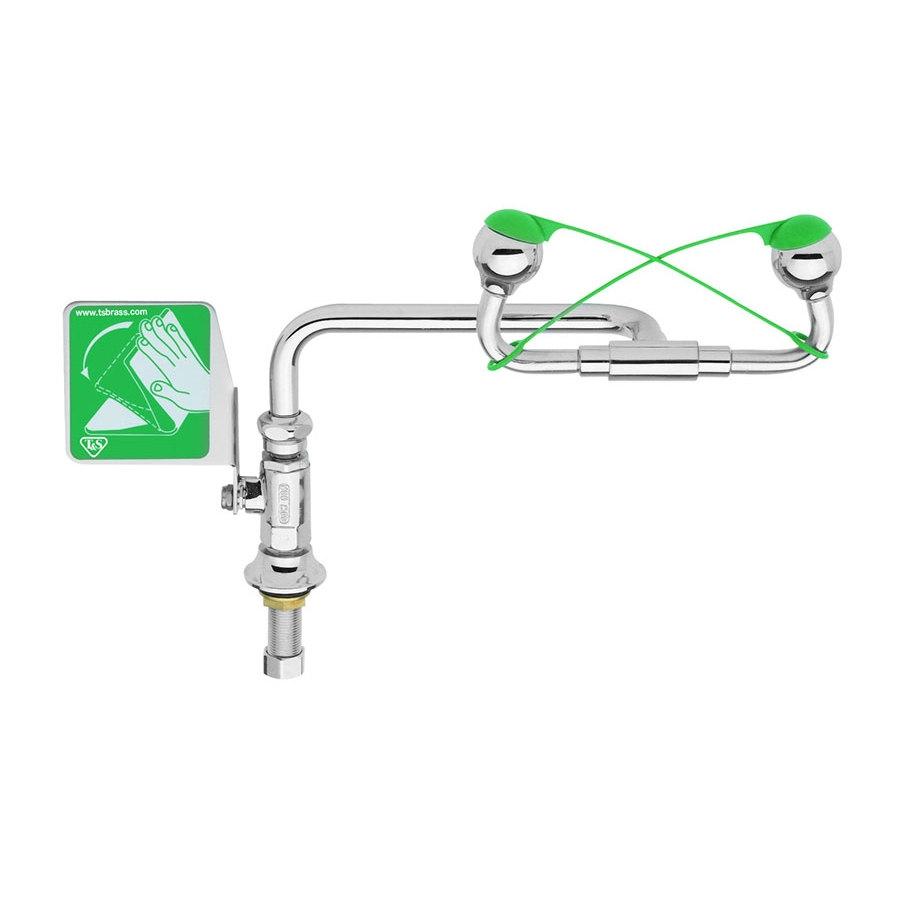 Faucet Mount Eyewash Units