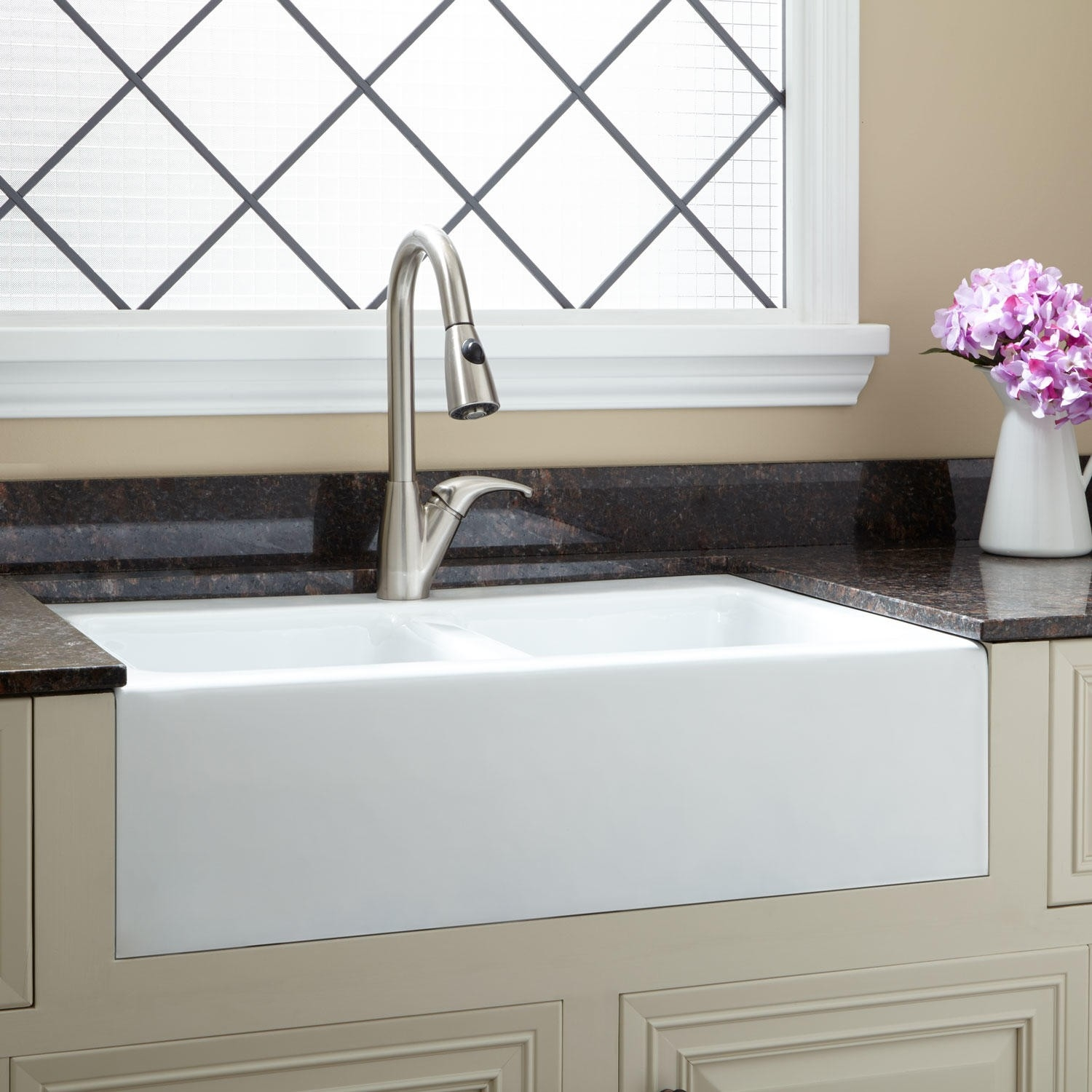 Ideas, farmhouse sink faucet graphicdesignsco throughout proportions 1500 x 1500  .