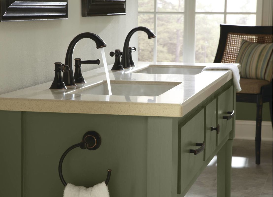 Ideas, faucet 84778mbrb in mediterranean bronze microban moen with regard to sizing 1108 x 800  .