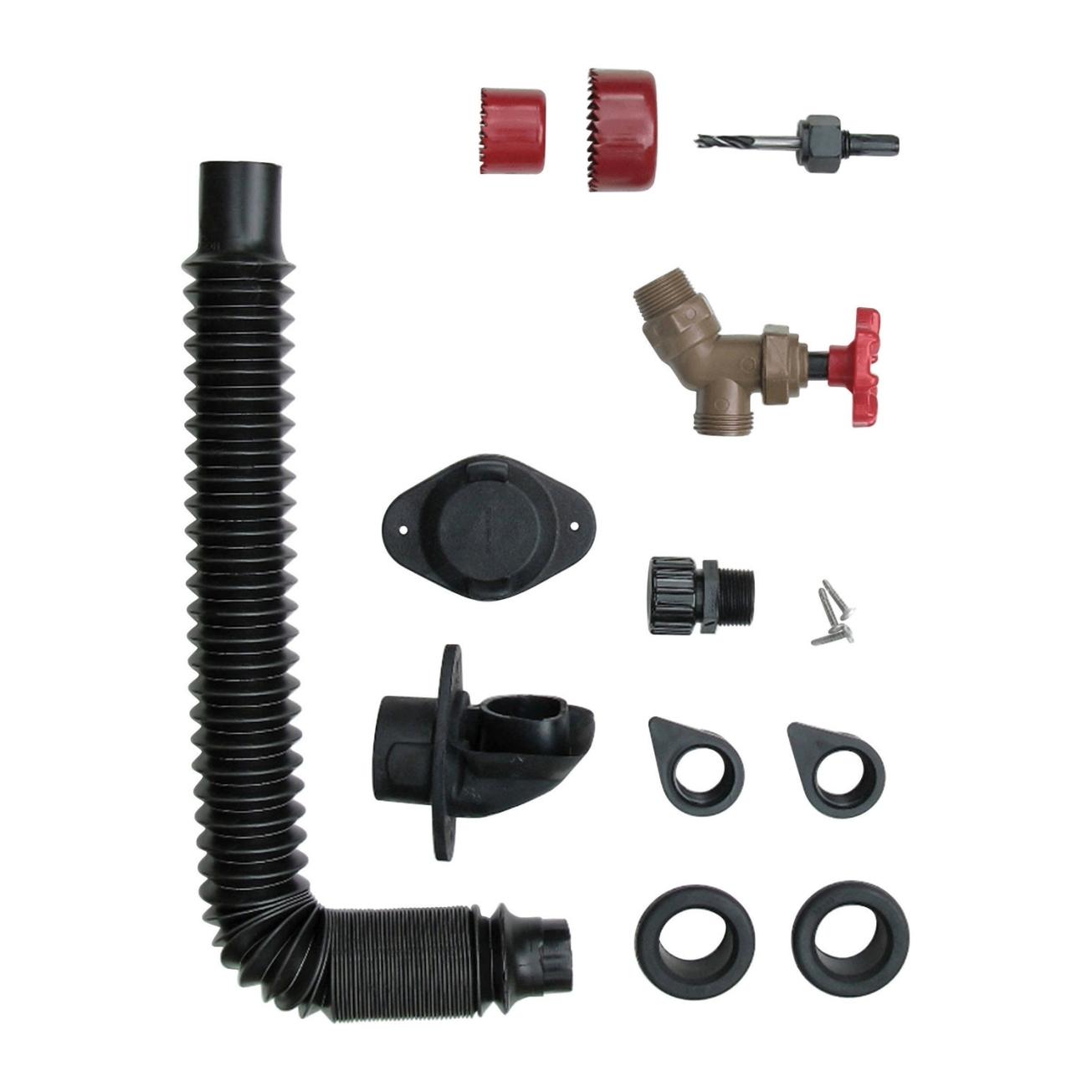 Ideas, faucet kit for rain barrel faucet kit for rain barrel rain barrels and water barrels at ace hardware 1305 x 1305  .