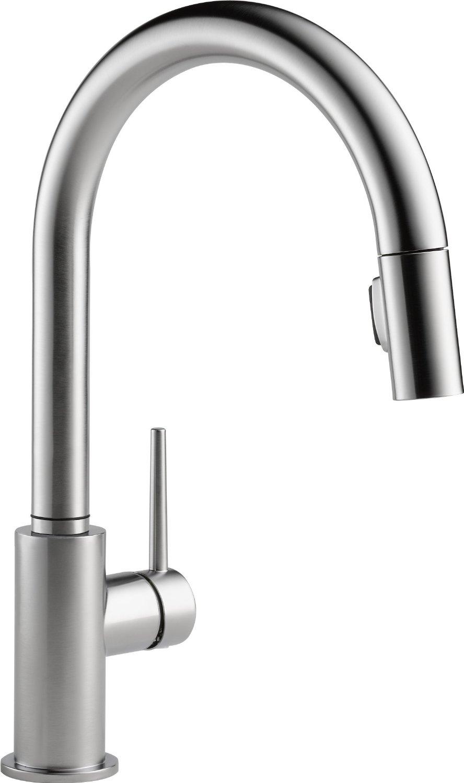 Ideas, faucet latest picture of delta grail kitchen faucet delta grail regarding measurements 888 x 1500  .