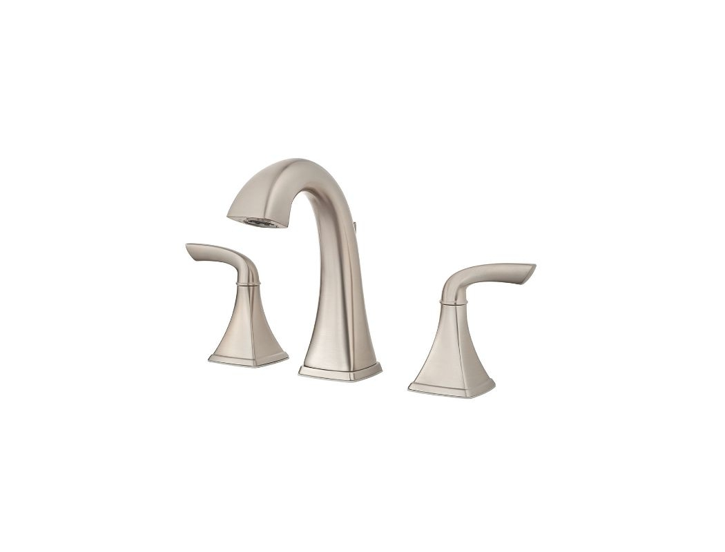 Ideas, faucet lg49 bs0k in brushed nickel pfister for size 1050 x 800  .