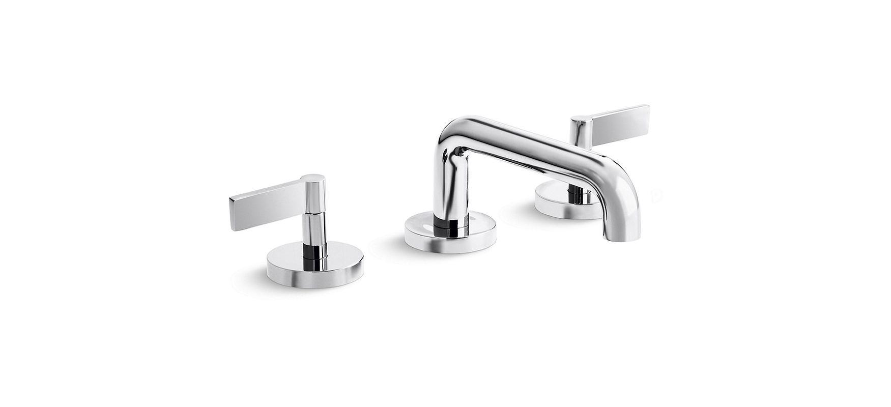 Ideas, faucet p24491 lv cp in polished chrome kallista inside measurements 1751 x 800  .