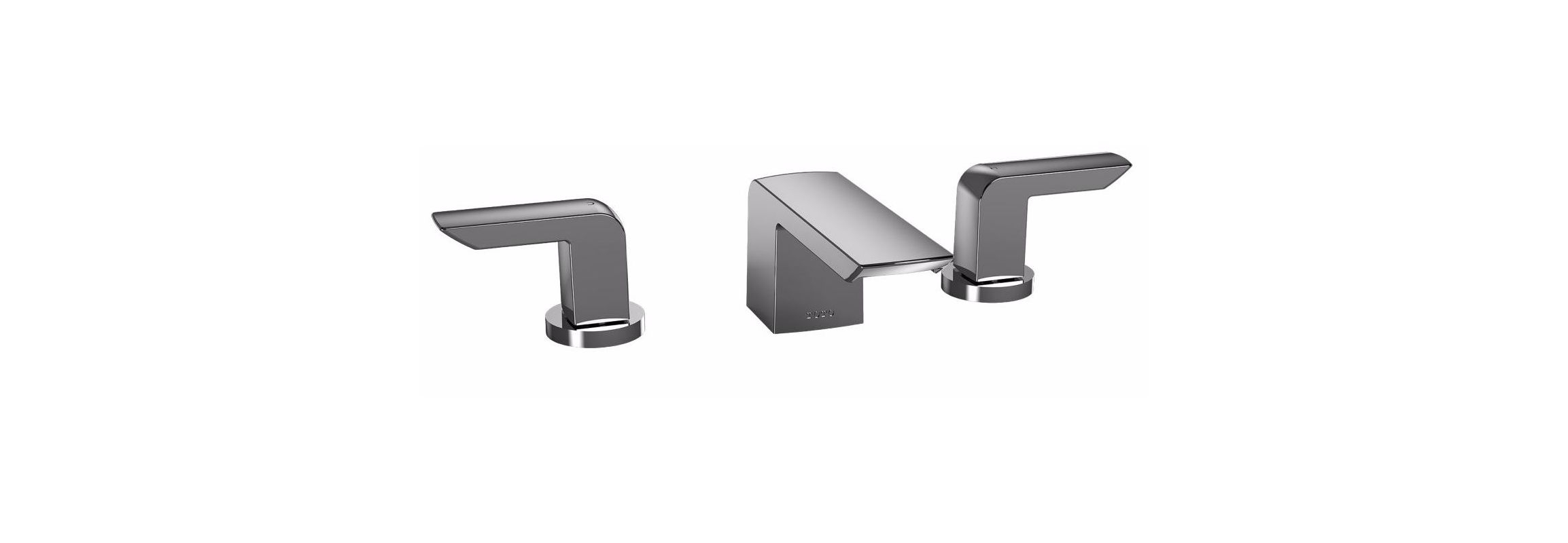 faucet tl960dd12cp in polished chrome toto regarding dimensions 2307 x 800