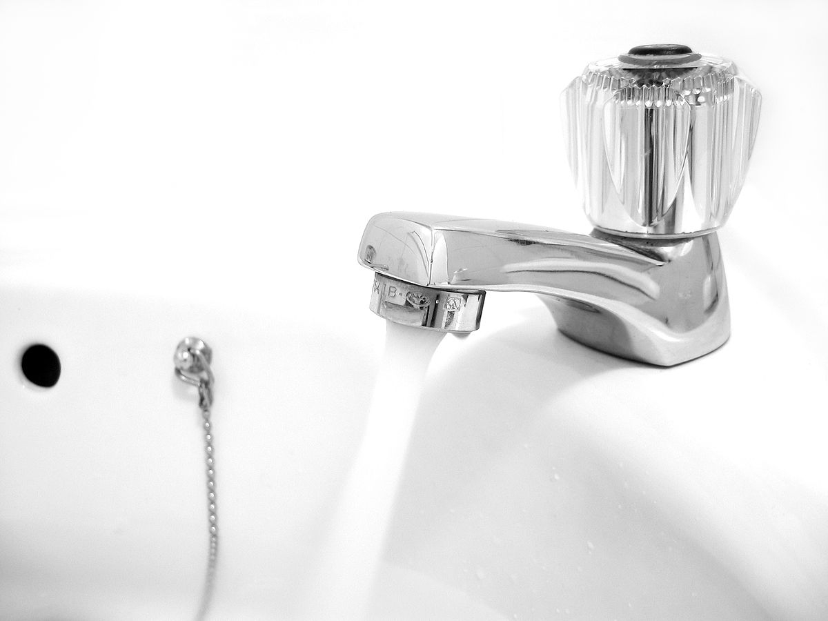 Ideas, faucet water lines too long faucet water lines too long tap water wikipedia 1200 x 900  .