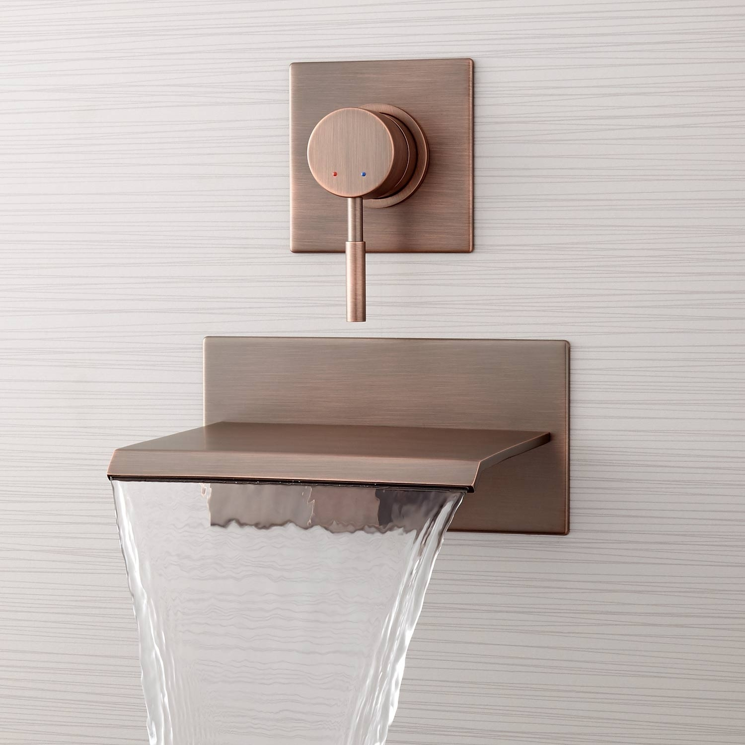 faucets coming out of wall faucets coming out of wall lavelle wall mount waterfall tub faucet bathroom 1500 x 1500